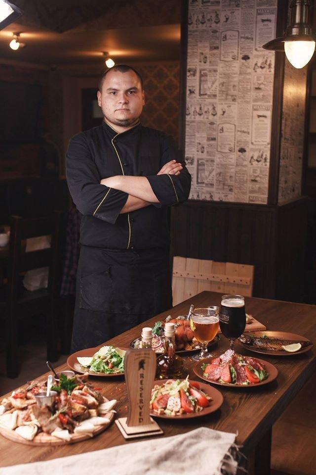 Рецепт італійської паски (панеттоне) від Вадима Ковальова, фото-1