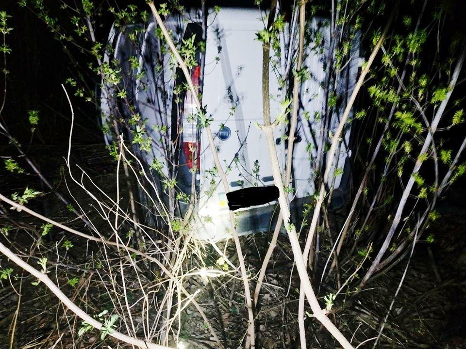 """Смертельна ДТП поблизу Кам'янця-Подільського, фото-2, Фото: """"Служба порятунку 101 Кам'янець-Подільський"""""""