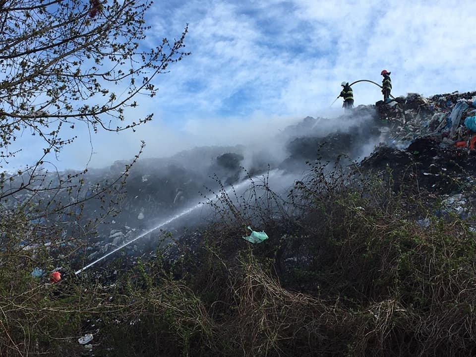 На Кам'янеччині вкотре рятувальники приборкують вогонь , фото-5, Фото: ГУ ДСНС України у Хмельницькій області