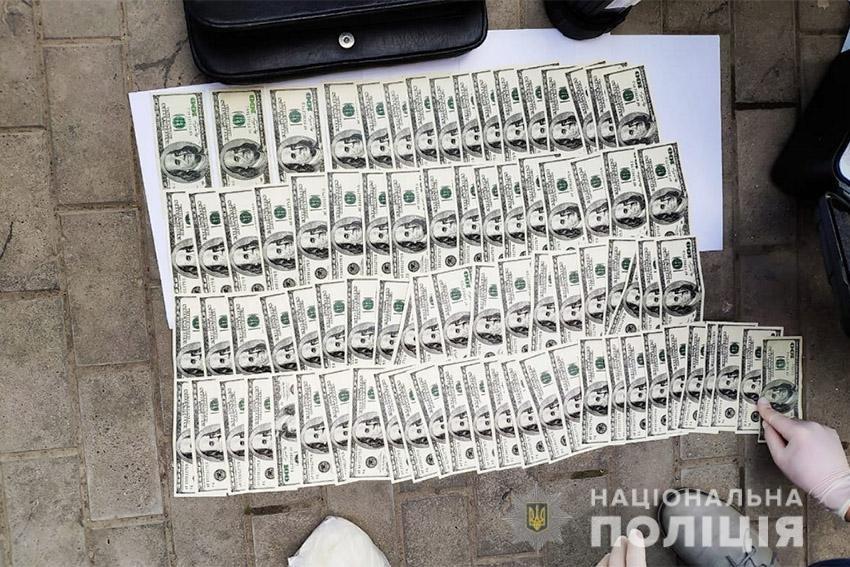Гучне затримання в центрі Кам'янця-Подільського, фото-1