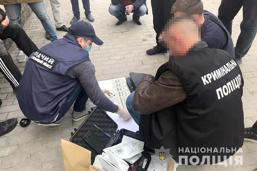 Гучне затримання в центрі Кам'янця-Подільського, фото-2