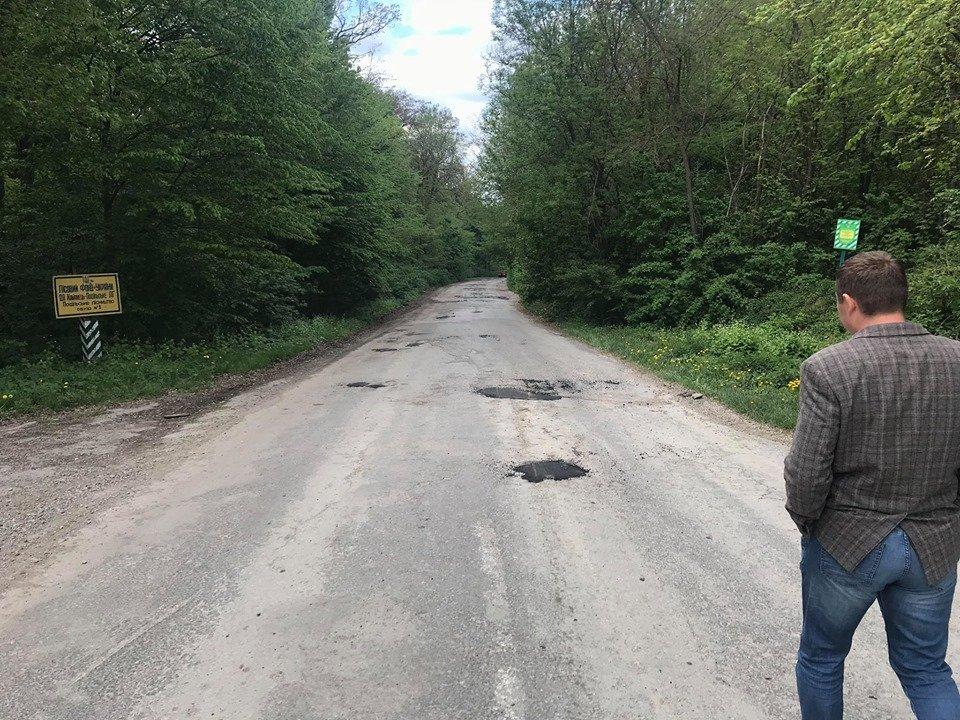 Розпочало ремонт дорожнього покриття у напрямку Кам'янець-Подільський – Стара Ушиця, фото-4, Фото: Староушицька громада