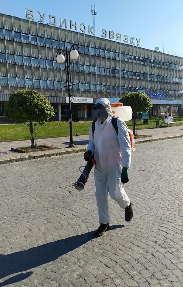 Ситуація із коронавірусною інфекцією у Кам'янці-Подільському та районі станом на 6 травня, фото-3, Фото: Михайло Сімашкевич, Фейсбук
