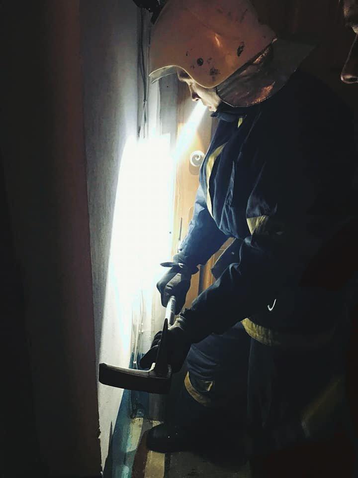 У Кам'янці рятувальники надали допомогу у відчиненні дверей, фото-3, Фото: ГУ ДСНС України у Хмельницькій області