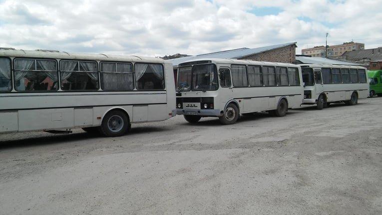 У Кам'янець-Подільському районі відновив рух приміський транспорт, фото-1, Фото: Кам'янець-Подільська РДА