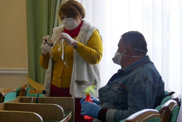 У Кам'янці-Подільському виділили понад 800 тисяч гривень на доплати медикам, фото-4, Фото: Кам'янець-Подільська міська рада