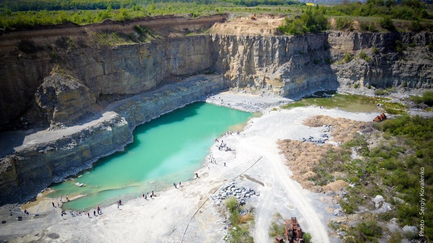 """Зворотній бік """"кам'янецьких Мальдів"""", фото-1, Фото: DroneService.ua"""