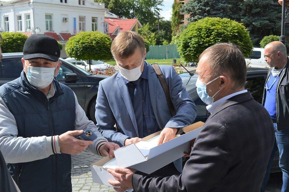 У Кам'янці з'явилася можливість визначити, чи перехворіла людина коронавірусом, фото-3, Фото: Михайло Сімашкевич, Фейсбук
