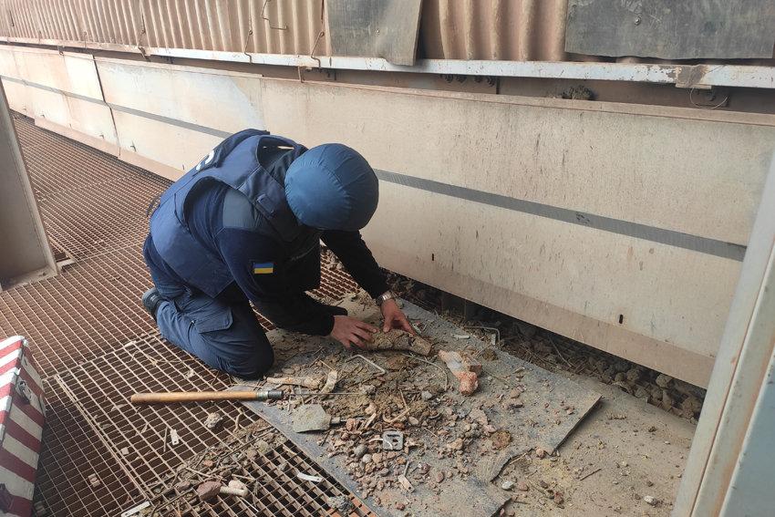 У Кам'янці-Подільському ледь не вибухнув цементний завод, фото-4, Фото: ГУ ДСНС України  у Хмельницькій області