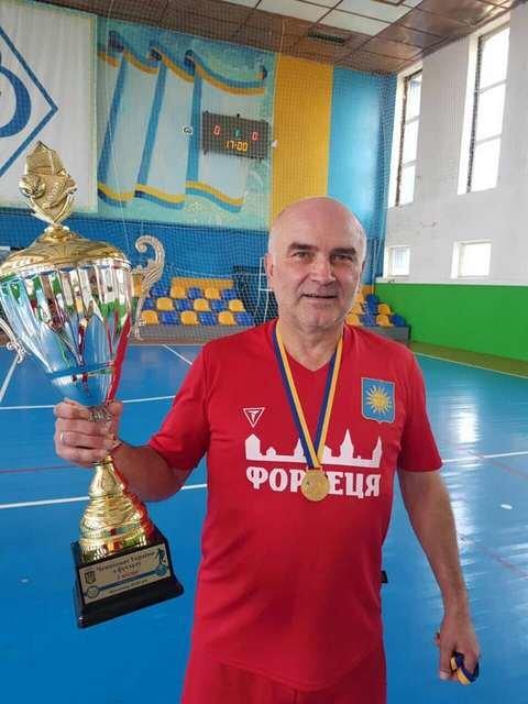 Ветерани кам'янецького футзалу – чемпіони України, фото-1