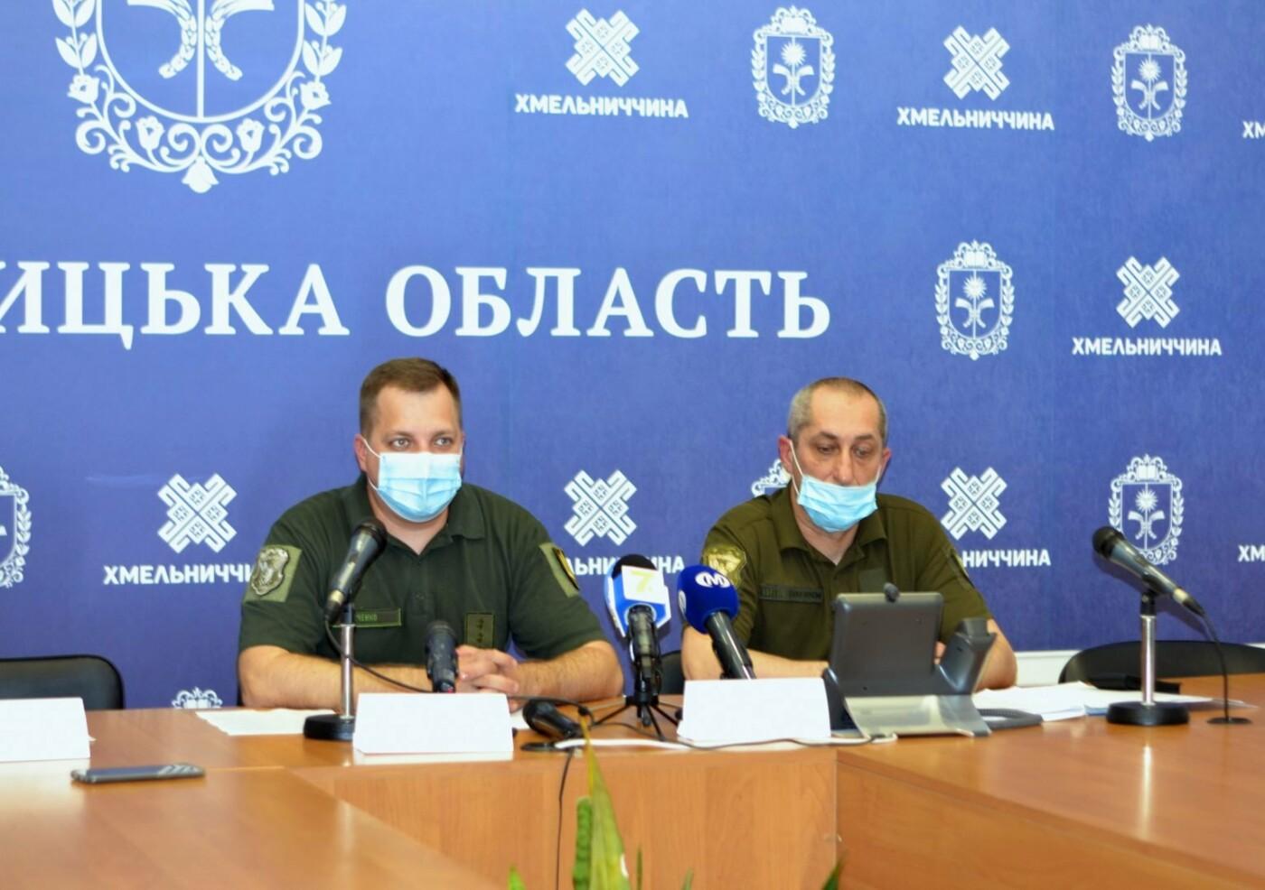 Цього літа військові однострої на Хмельниччині одягнуть 630 юнаків, фото-1, Фото: Хмельницька ОДА