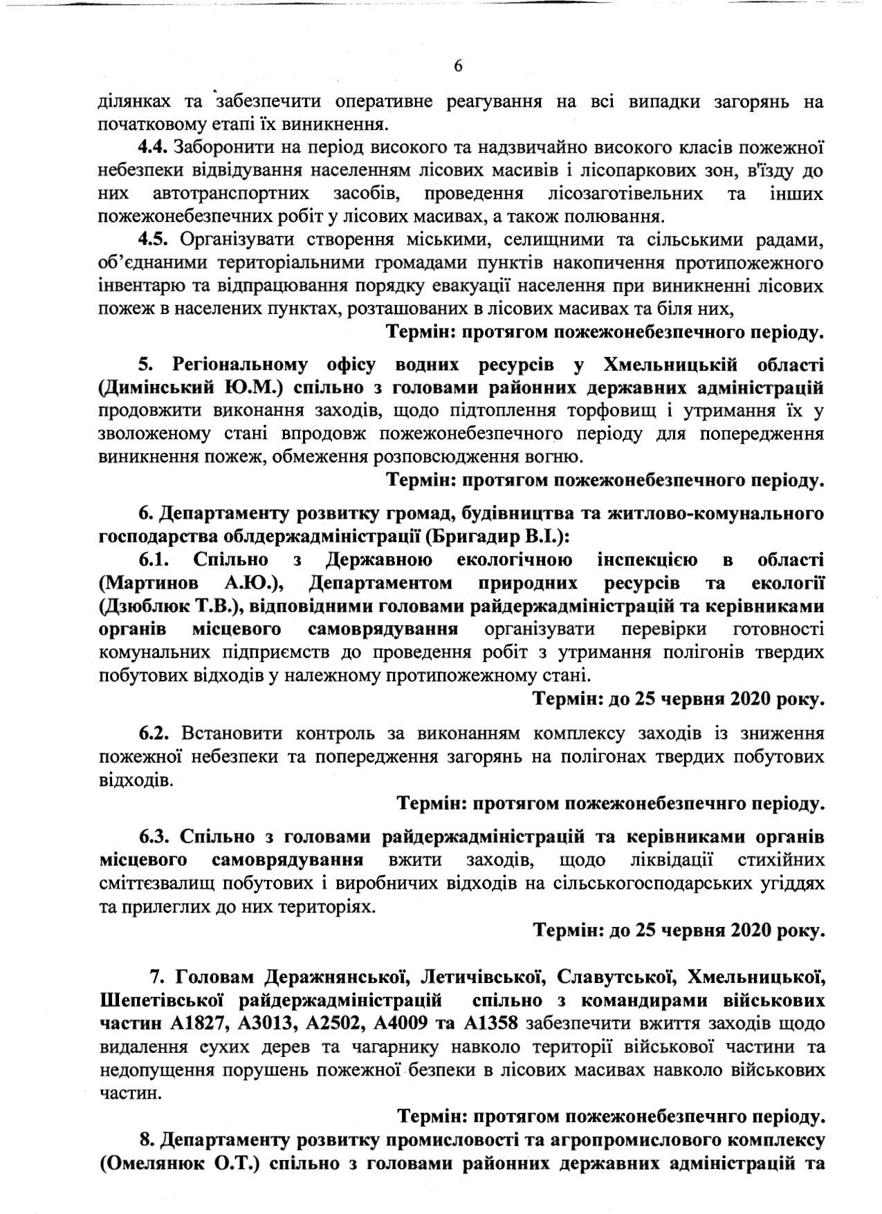 У Кам'янці-Подільському та районі заборонили діяльність хостелів, закладів харчування в приміщенні та закладів культури, фото-6