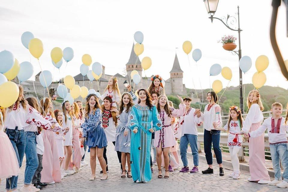 """NAVKA презентувала кліп, який знімався у Кам'янці-Подільському, фото-2, Фото: """"Adjanta Dance Studio"""""""