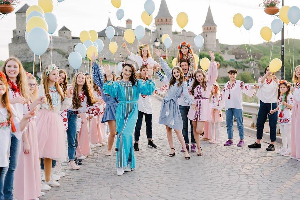 """NAVKA презентувала кліп, який знімався у Кам'янці-Подільському, фото-3, Фото: """"Adjanta Dance Studio"""""""
