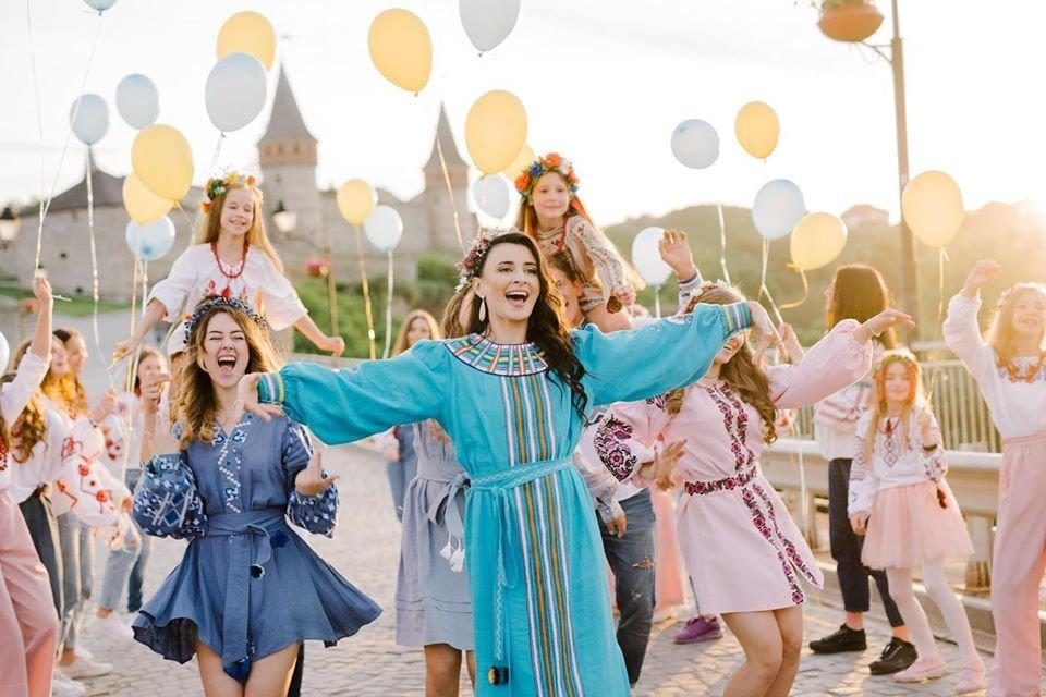 """NAVKA презентувала кліп, який знімався у Кам'янці-Подільському, фото-4, Фото: """"Adjanta Dance Studio"""""""