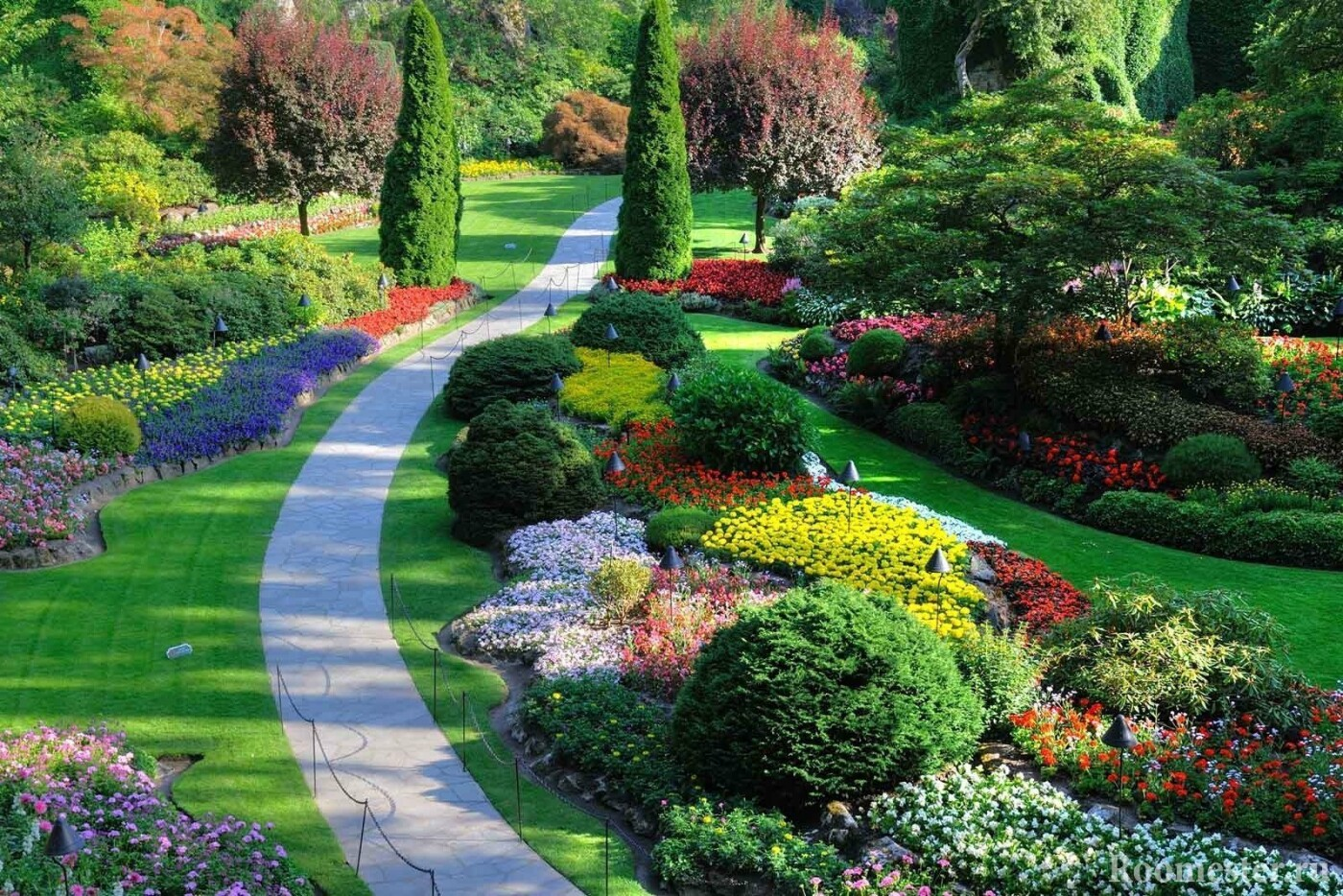 Ухоженный сад мечта каждого , фото-1