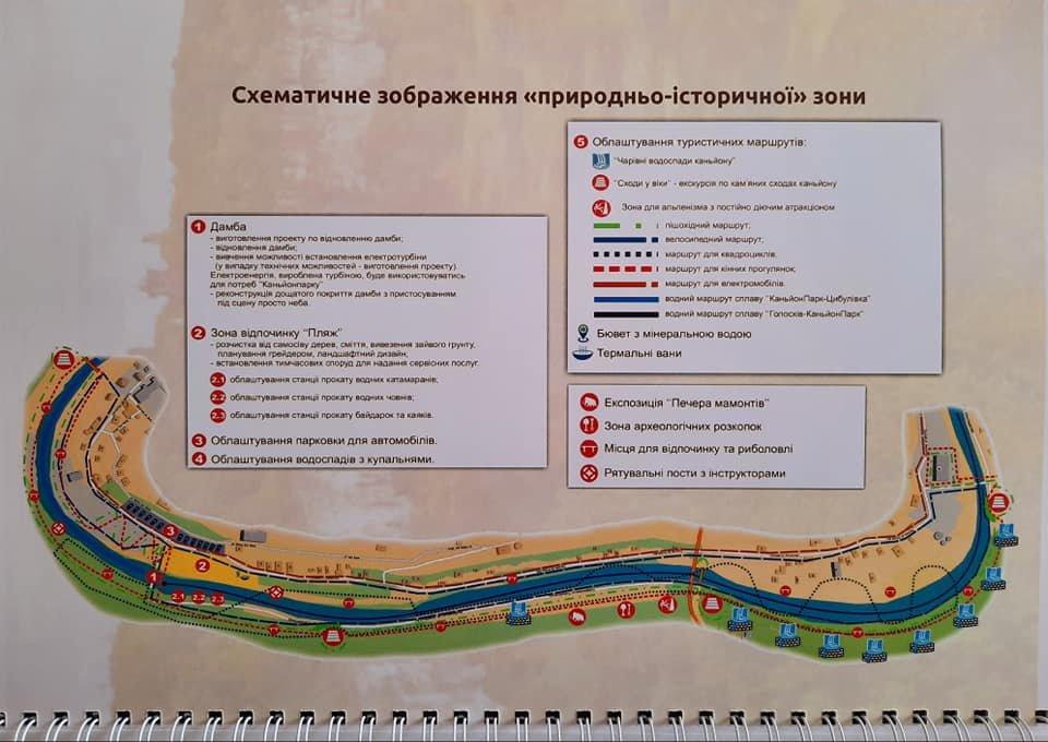 У Кам'янці-Подільському готується проєктна пропозиція щодо Смотрицького каньйону, фото-1