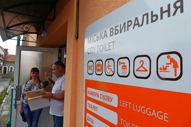 У Старому місті відкрився соціальний комплекс із громадською вбиральнею, фото-4, Фото: Кам'янець-Подільська міська рада