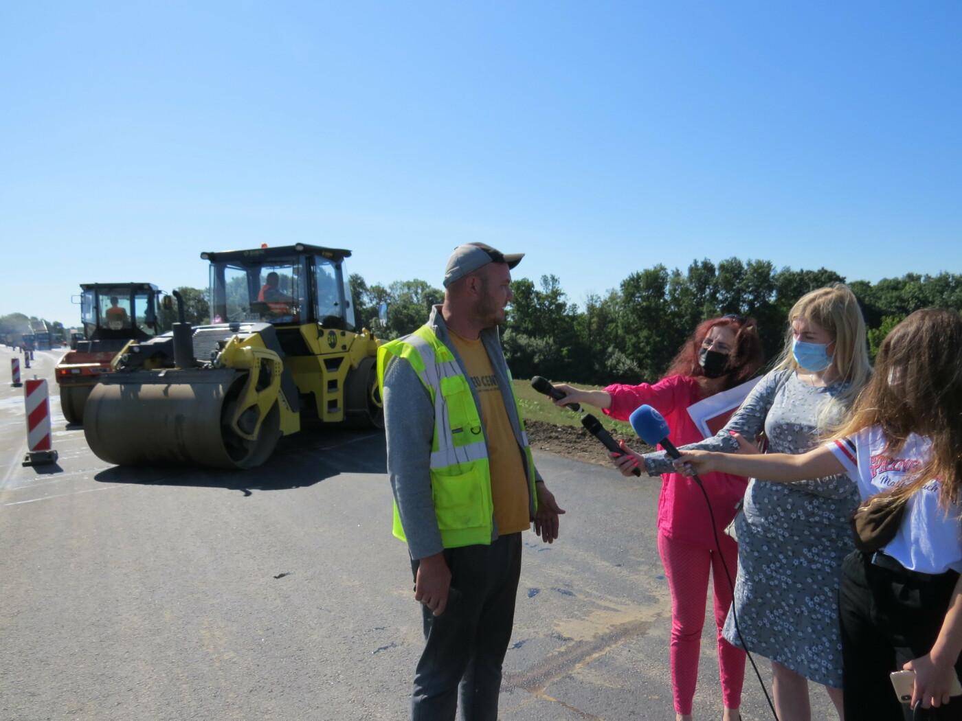 На Хмельниччині відремонтують рекордну кількість доріг, фото-1, Фото: Прес-служба САД у Хмельицькій області