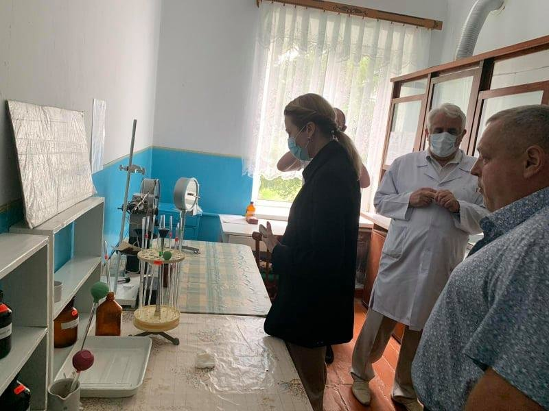 В орининській школі оновлять харчоблок, фото-1, Фото: Кам'янець-Подільська РДА
