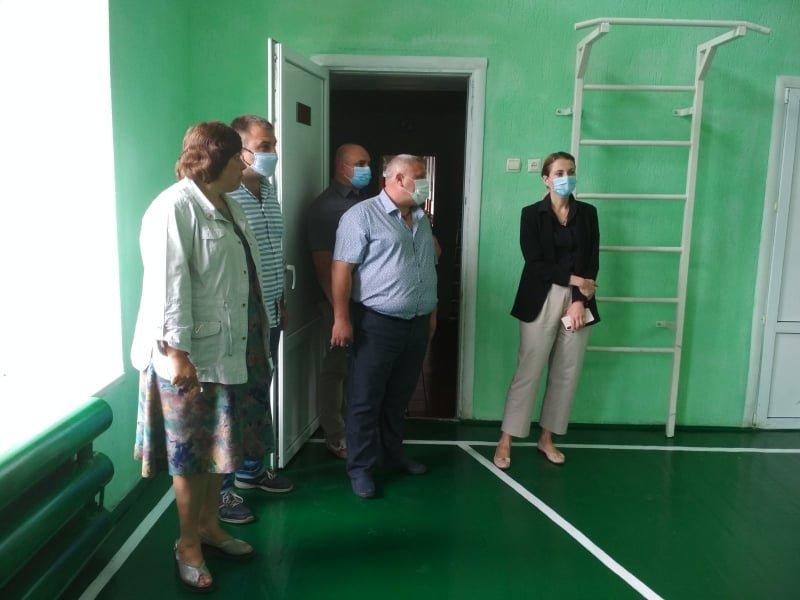 В орининській школі оновлять харчоблок, фото-5, Фото: Кам'янець-Подільська РДА