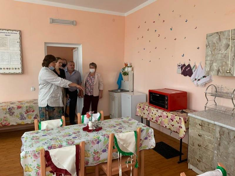 В орининській школі оновлять харчоблок, фото-6, Фото: Кам'янець-Подільська РДА
