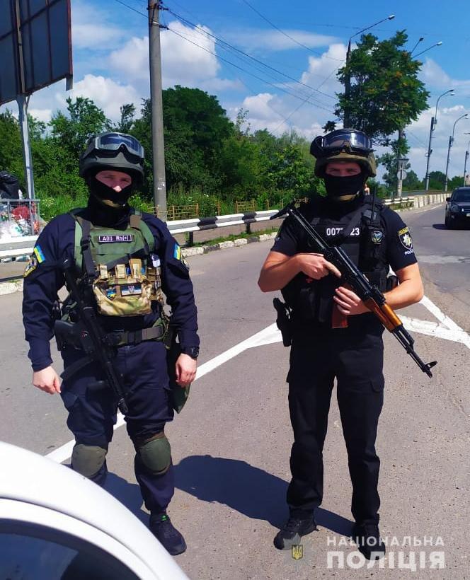 Нацполіція посилює заходи безпеки на Хмельничинні, фото-2