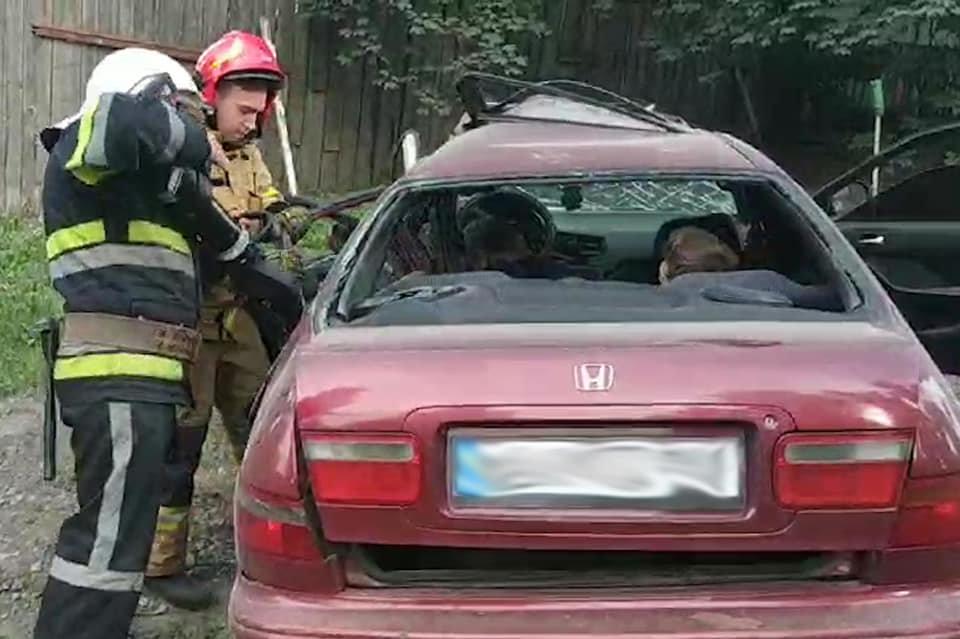 """У Кам'янці-Поділььскому сталась ДТП за участі """"Honda Accord"""" та карети """"швидкої"""", фото-2"""