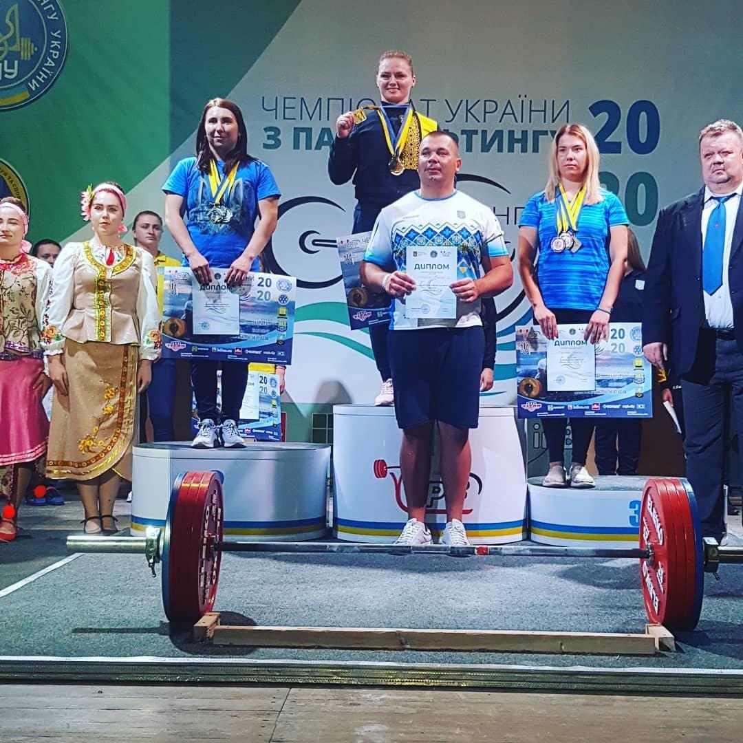 Кам'янчанка отримала звання Чемпіонки України з пауерліфтингу , фото-2, Фото: Тетяна Мельник, Інстаграм