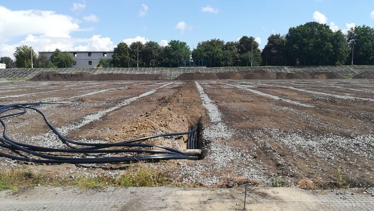 Реконструкція стадіону: масштабний проєкт і нова перспектива для Кам'янця, фото-3, Фото: Кам'янець-Подільська міська рада