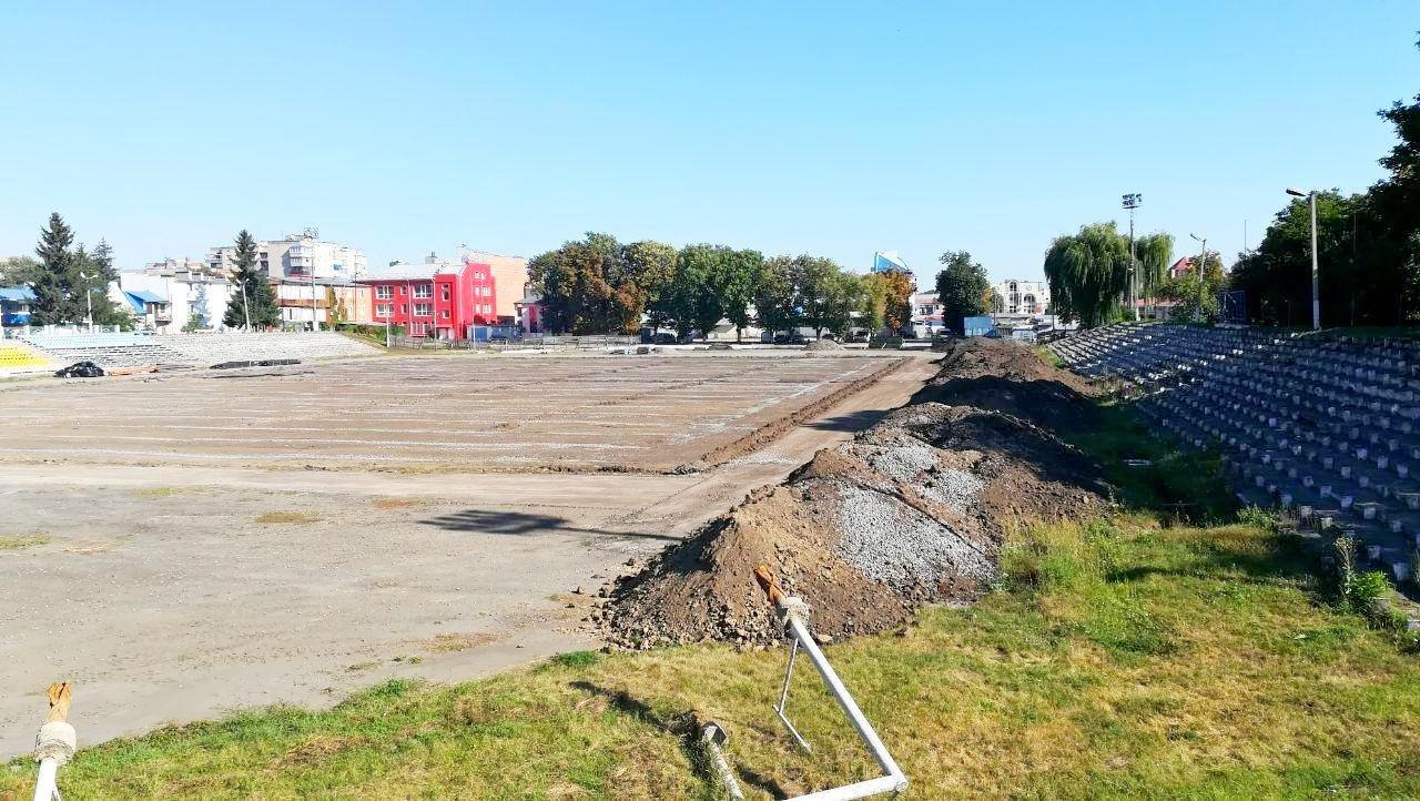 Реконструкція стадіону: масштабний проєкт і нова перспектива для Кам'янця, фото-4, Фото: Кам'янець-Подільська міська рада
