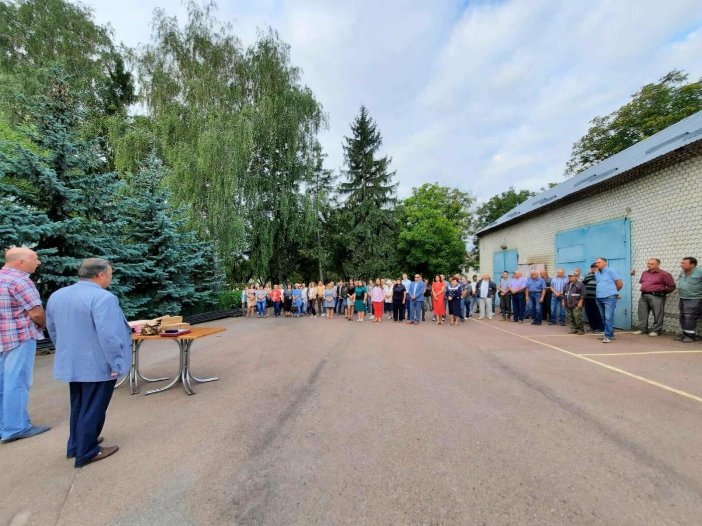 У Кам'янці-Подільському вітали газовиків, фото-1, Фото: Кам'янець-Подільська міська рада