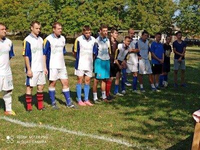 На Кам'янеччині відбувся футбольний матч між ветеранами, фото-1, Фото: Кам'янець-Подільська РДА