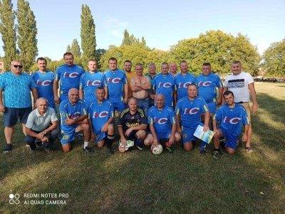 На Кам'янеччині відбувся футбольний матч між ветеранами, фото-4, Фото: Кам'янець-Подільська РДА
