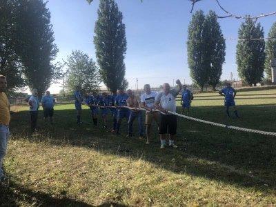 На Кам'янеччині відбувся футбольний матч між ветеранами, фото-3, Фото: Кам'янець-Подільська РДА