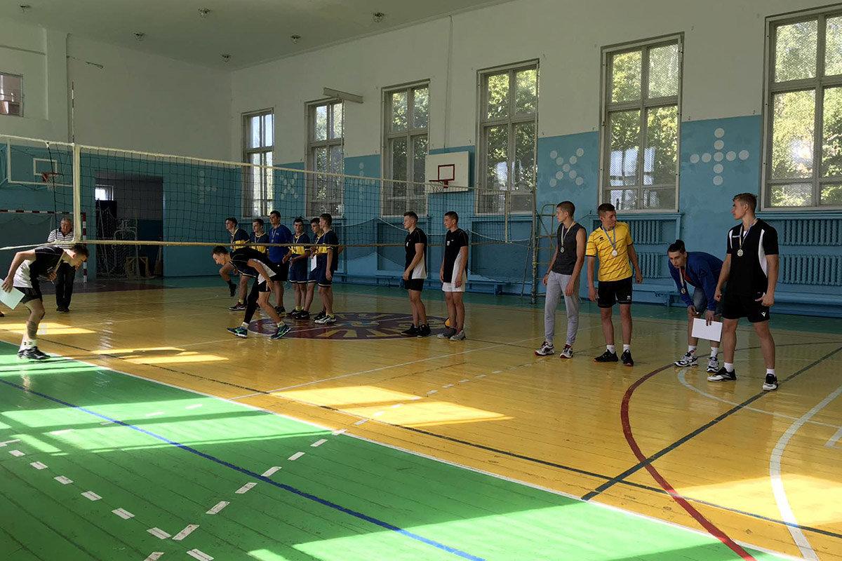 Спортивна кам'янецька молодь змагалася за першість у різних видах спорту, фото-4, Фото: ПДАТУ