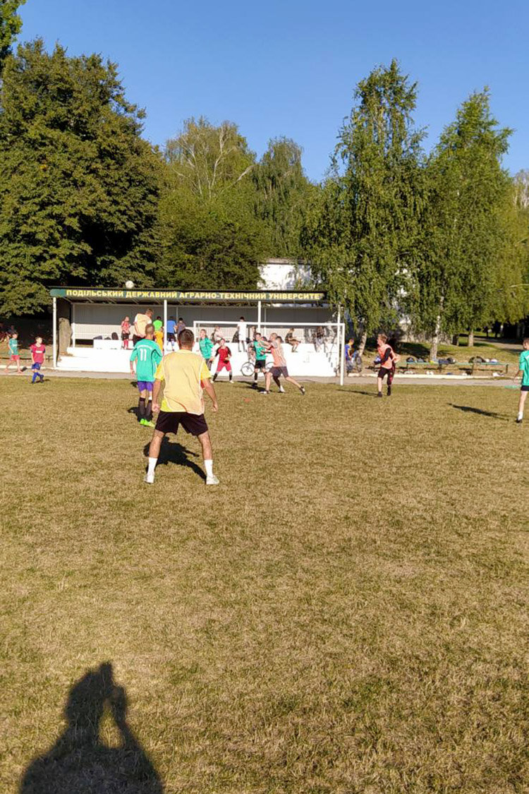 Спортивна кам'янецька молодь змагалася за першість у різних видах спорту, фото-8, Фото: ПДАТУ