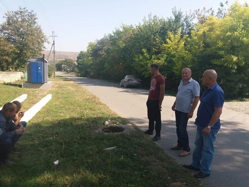 У селі Велика Слобідка встановили трансформаторну підстанцію , фото-1, Фото: Слобідсько-Кульчієвецької громади