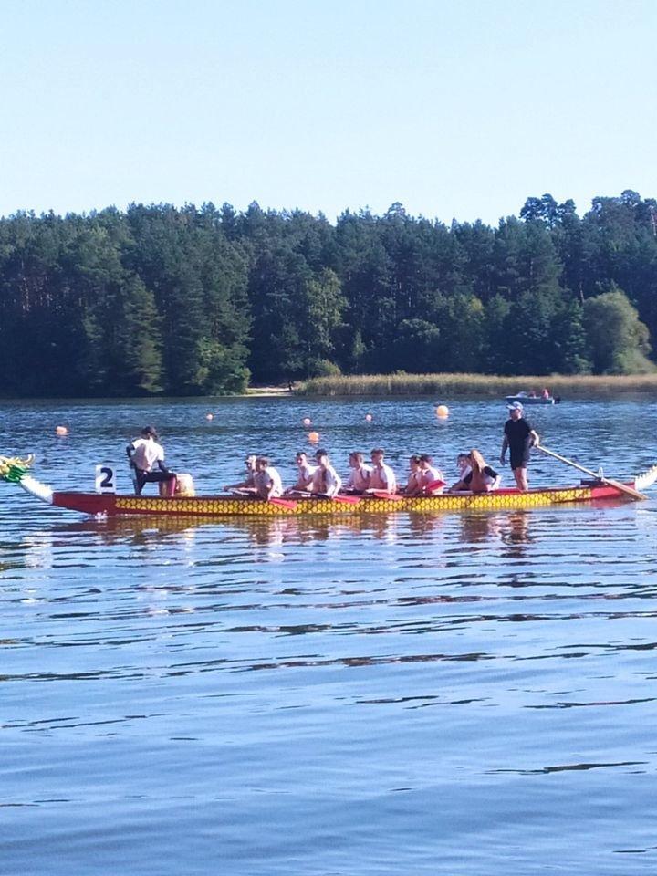 Спортсмени Кам'янеччини взяли участь у всеукраїнських змаганнях з веслування на човнах, фото-2, Фото: Староушицька громада