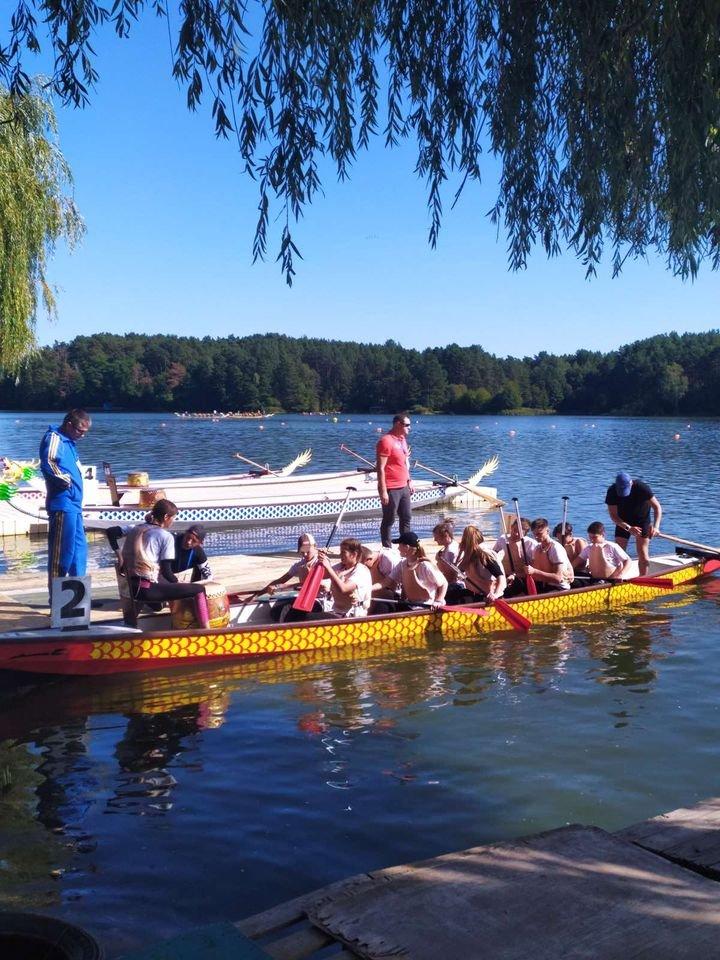 Спортсмени Кам'янеччини взяли участь у всеукраїнських змаганнях з веслування на човнах, фото-3, Фото: Староушицька громада