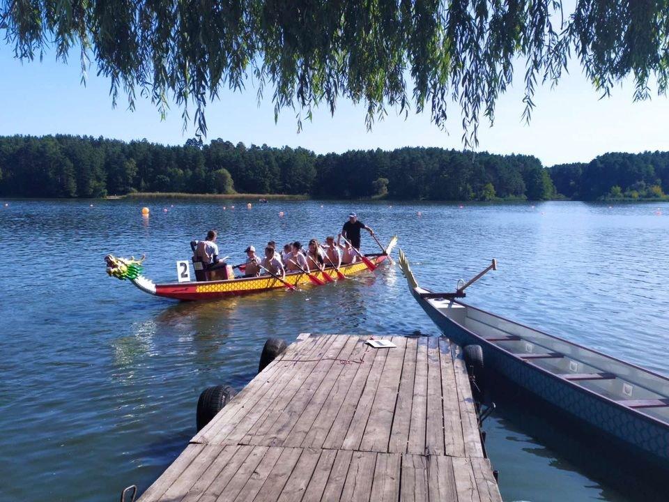 Спортсмени Кам'янеччини взяли участь у всеукраїнських змаганнях з веслування на човнах, фото-1, Фото: Староушицька громада
