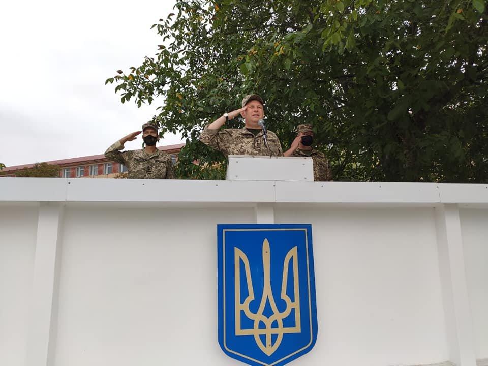 У Кам'янці-Подільському 16 військових контрактників склали присягу, фото-5, Фото: 201 Навчальний Центр