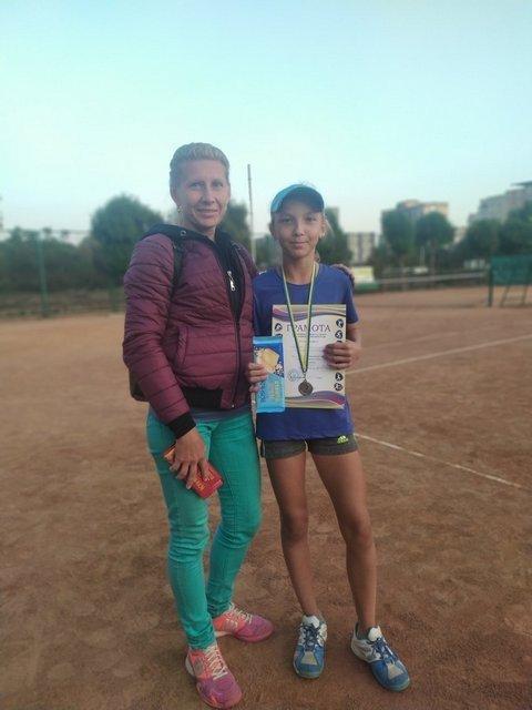 Юні кам'янчани грали у відкритому чемпіонаті з тенісу , фото-1, Фото: Кам'янець-Подільська міська рада
