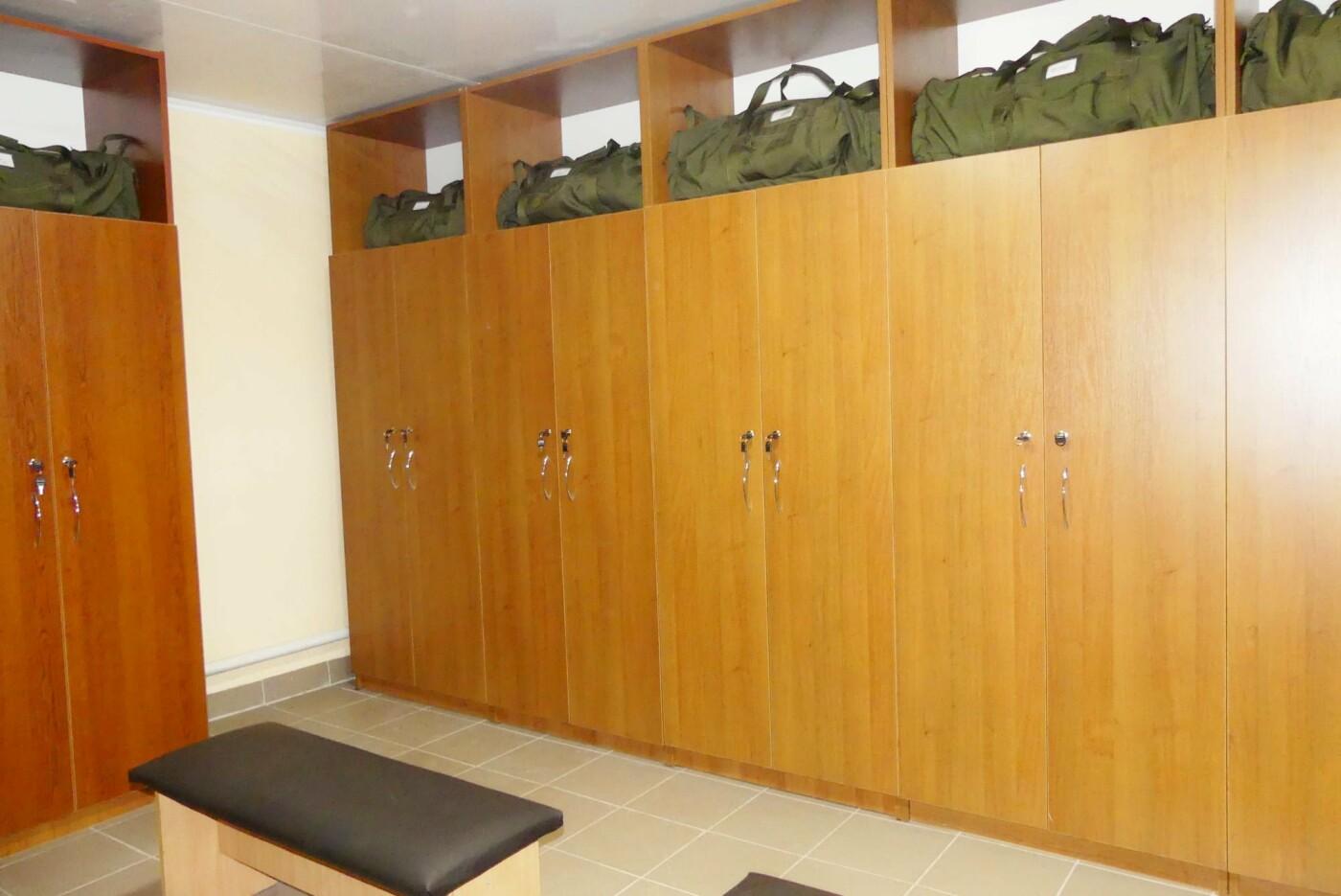 Військовослужбовці Нацгвардії переїхали у нове приміщення, фото-3, Фото: Кам'янець-Подільська міська рада