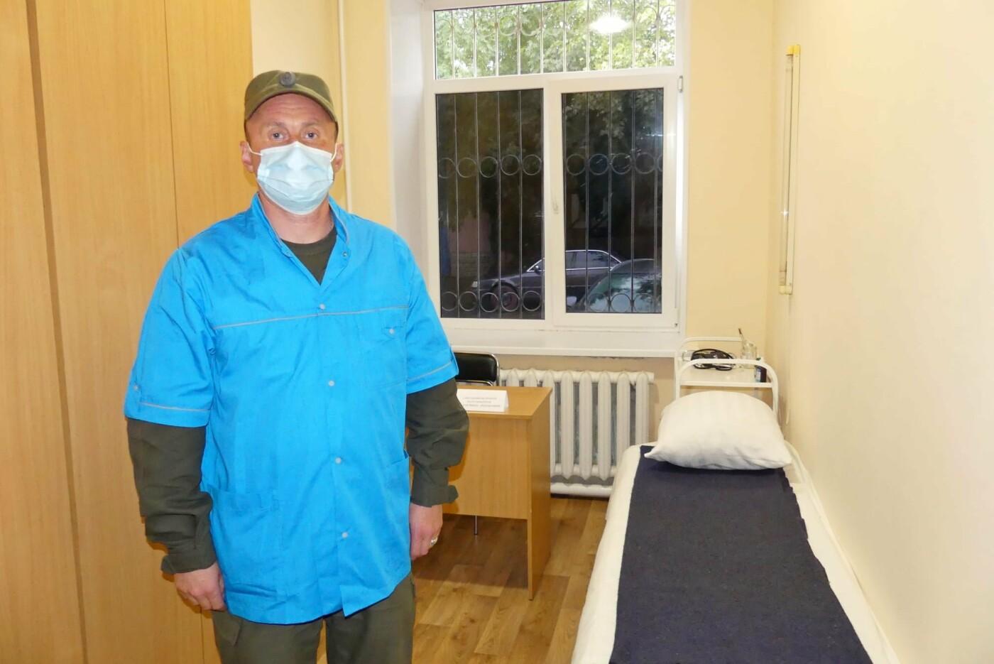 Військовослужбовці Нацгвардії переїхали у нове приміщення, фото-7, Фото: Кам'янець-Подільська міська рада