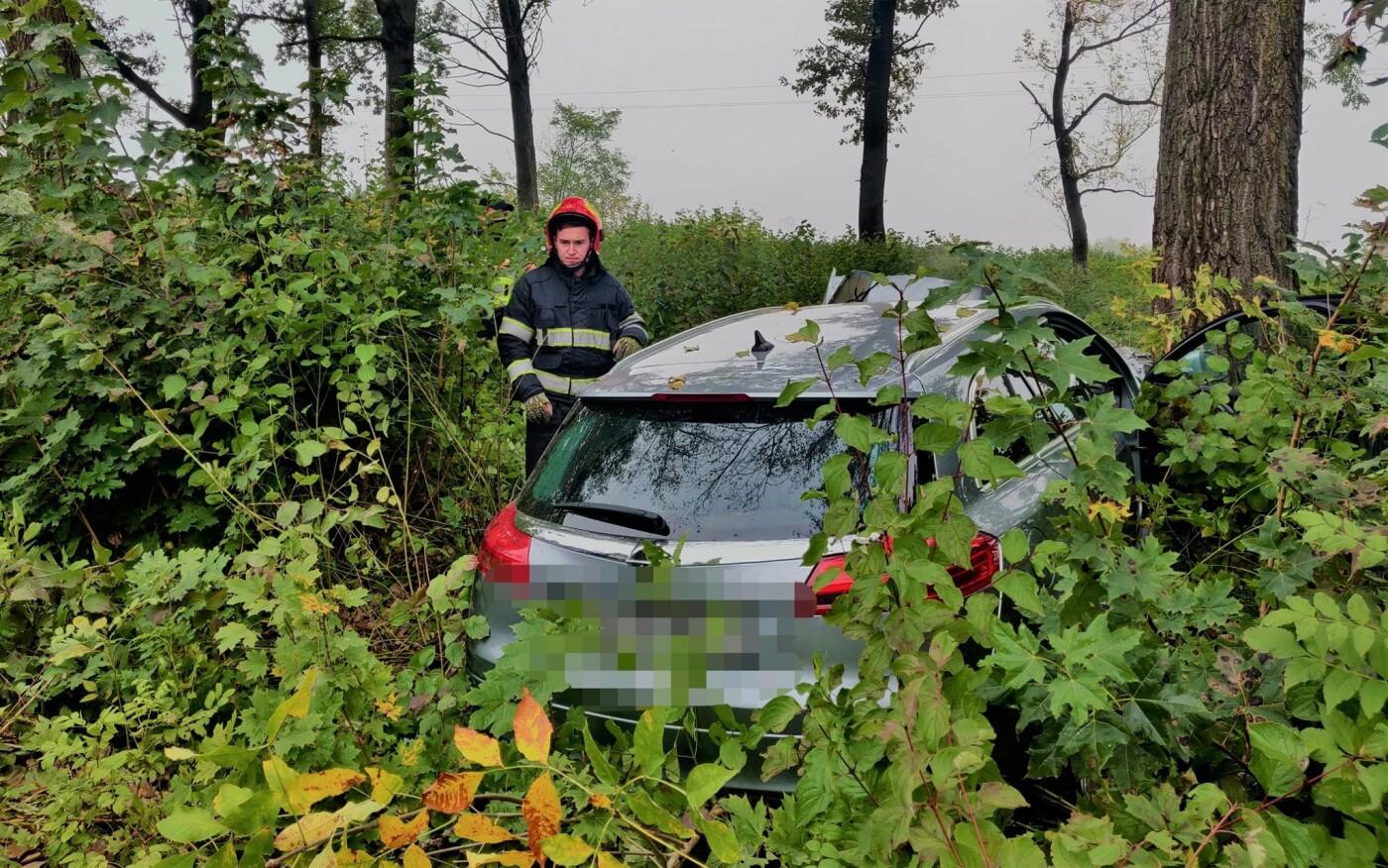 Поблизу села Оринин сталась дорожньо-транспортна пригода, фото-5, Фото: ГУ ДСНС України у Хмельницькій області