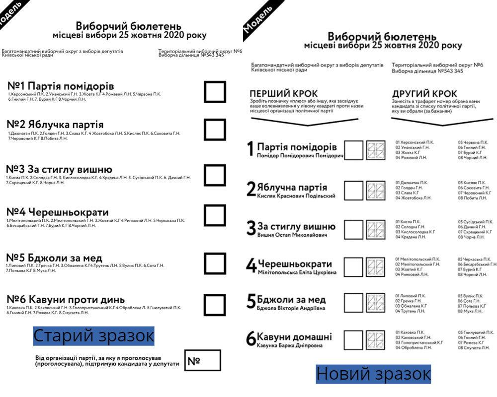 Список кандидатів у депутати Кам'янець-Подільської районної ради, фото-1