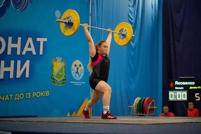Кам'янчани взяли участь в чемпіонаті України з важкої атлетики, фото-1, Фото: Кам'янець-Подільська міська рада