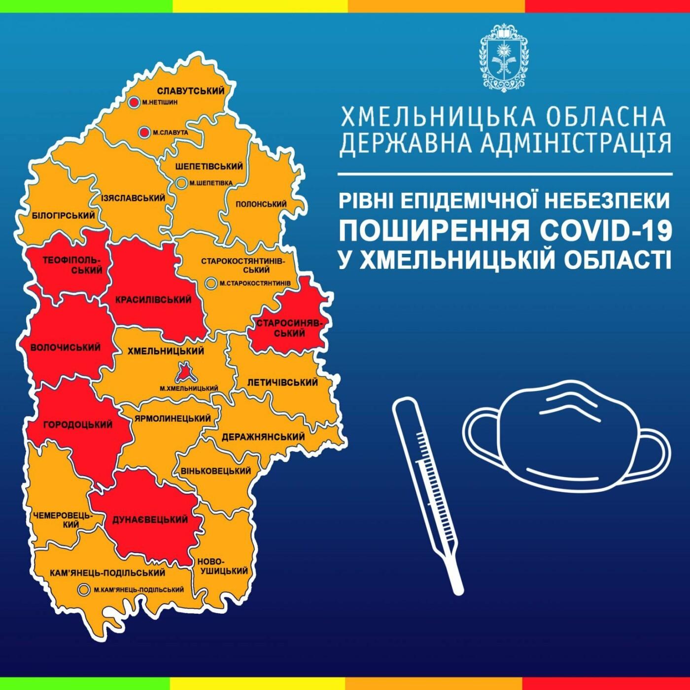 """Кам'янець-Подільський та район у """"помаранчевій"""" зоні, фото-1"""