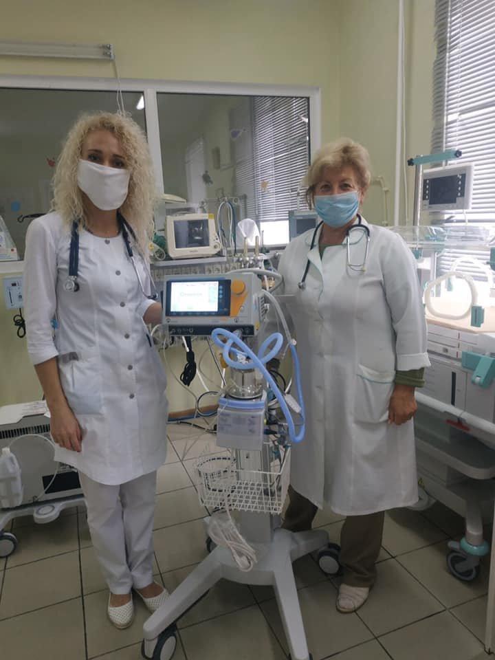 У кам'янецькому перинатальному центрі - нове обладнання , фото-1, Фото: Кам'янець-Подільська міська рада